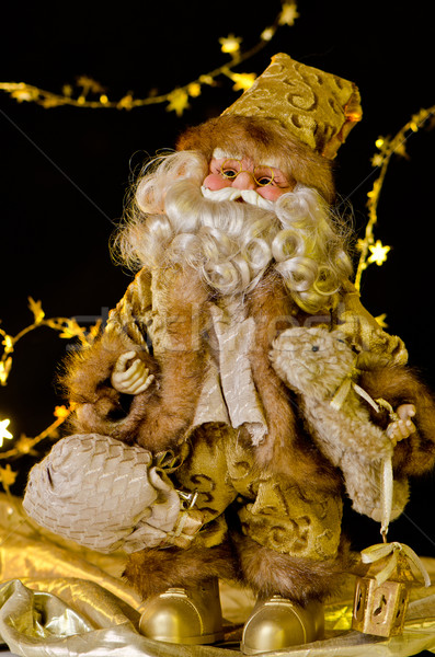 Santa Claus Doll Stock photo © homydesign