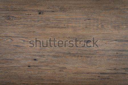 Braun Holzstruktur detaillierte Textur Wand Stock foto © homydesign