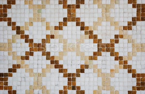 Tradicional cuadros detalle arte piso wallpaper Foto stock © homydesign