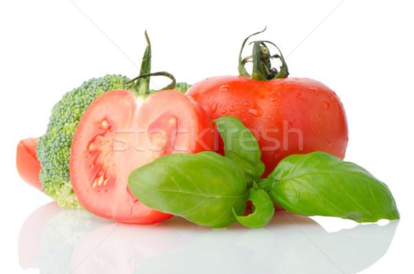 Food ingredients Stock photo © homydesign