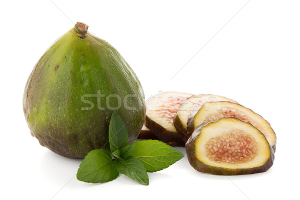 Owoce żywności tropikalnych świeże diety cięcia Zdjęcia stock © homydesign