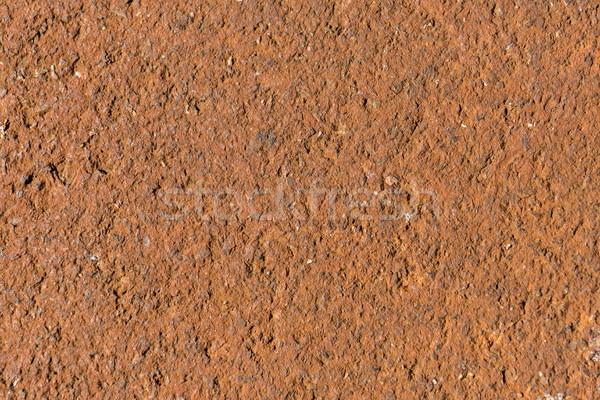Paslı çelik doku inşaat soyut dizayn Stok fotoğraf © homydesign