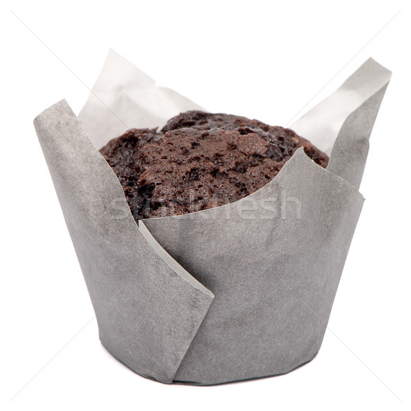 Stock photo: Magdalena Typical Spanish Plain Muffin