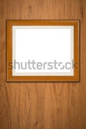 vieux cadre photo vintage bois mur texture photo stock homydesign 4725785. Black Bedroom Furniture Sets. Home Design Ideas