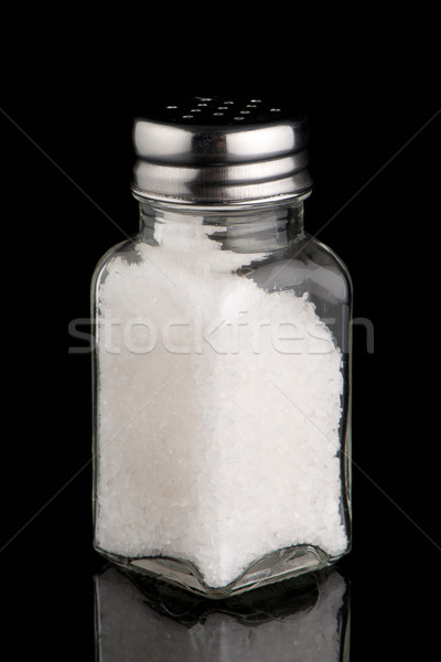 Salt shaker Stock photo © homydesign