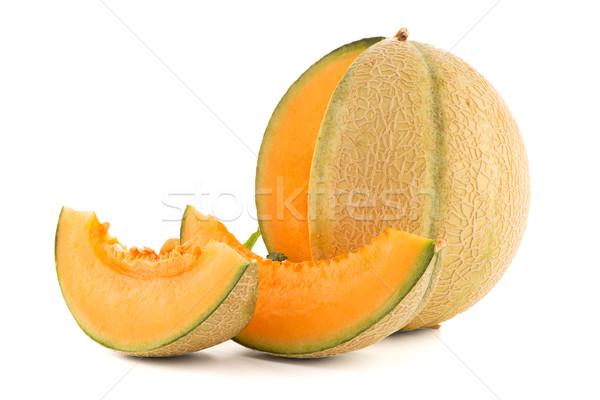 Stock photo: Honeydew melon