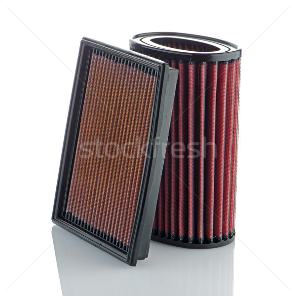 Air filters Stock photo © homydesign