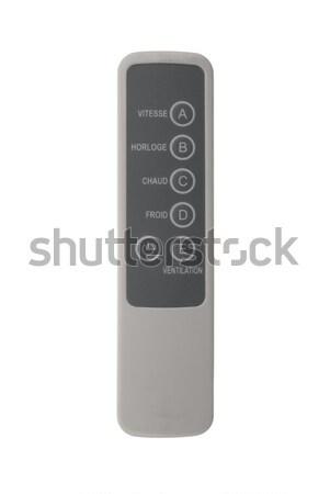 DVD remote control Stock photo © homydesign