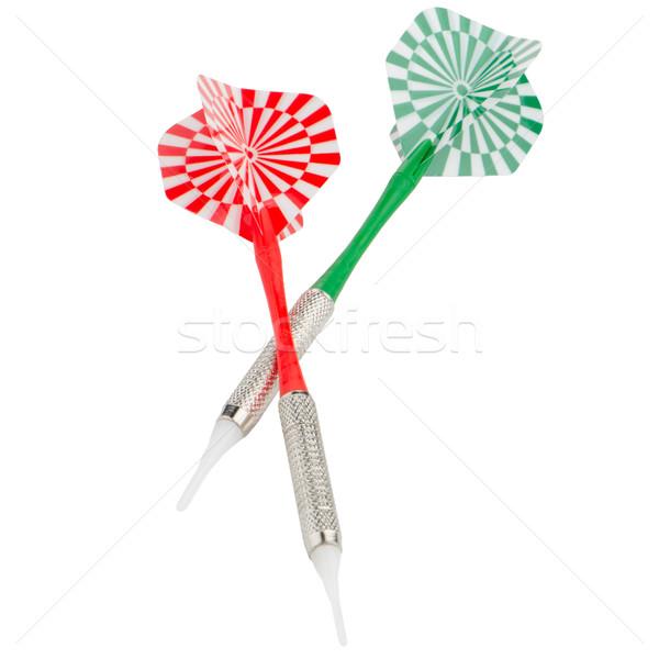 Two darts Stock photo © homydesign