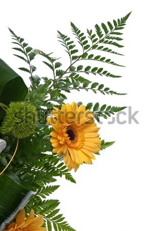 Stock photo: Detail of bouquet of flowers