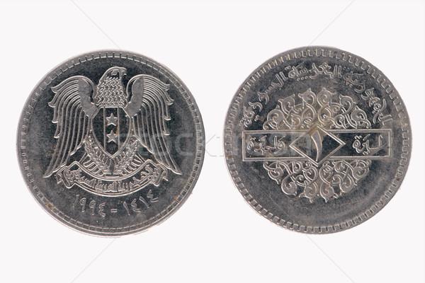 Egyptian coin Stock photo © homydesign