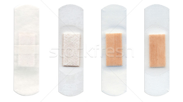 First-aid plaster Stock photo © homydesign