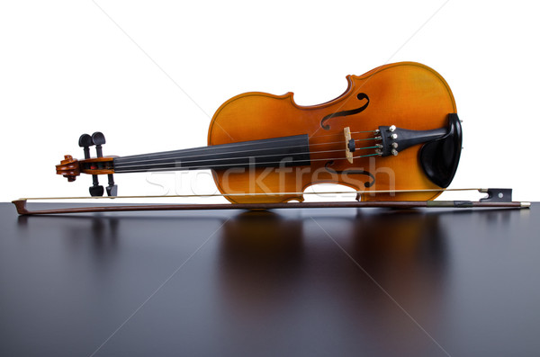 Violin Stock photo © homydesign