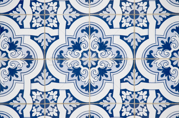 Ceramic tile design Stock photo © homydesign