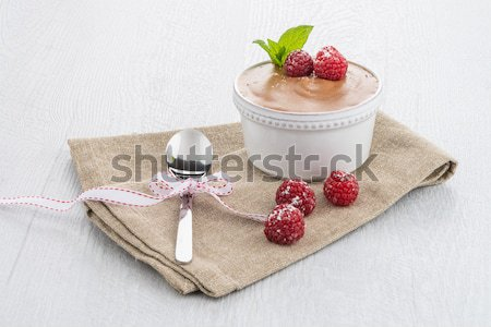 Paleo Diet Style Dessert Stock photo © homydesign