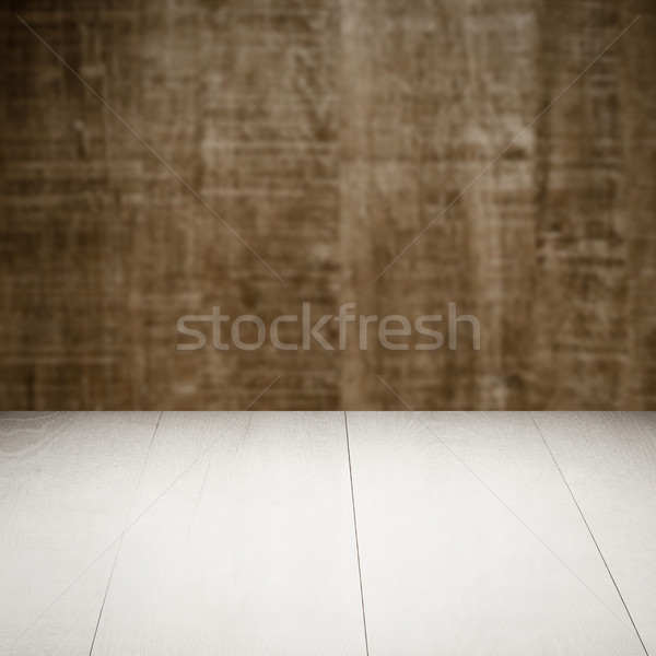 Ahşap tablo ahşap duvar doku dizayn Stok fotoğraf © homydesign