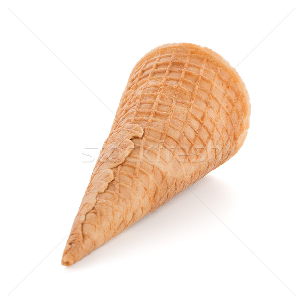 Wafer cone Stock photo © homydesign