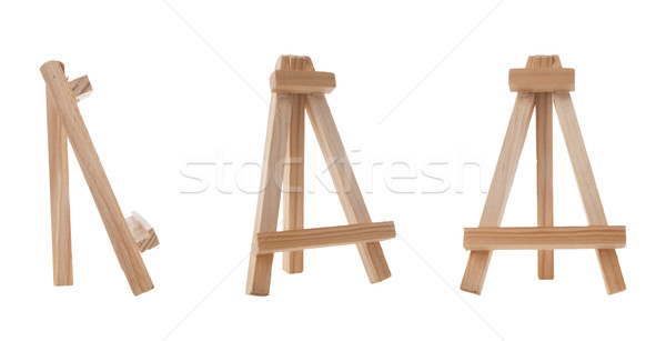 Mini easel Stock photo © homydesign