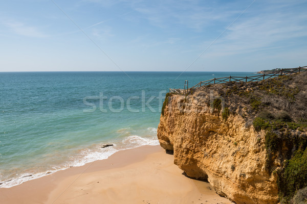 Albufeira, South Portugal. Stock photo © homydesign