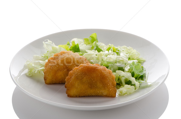 Rissole Stock photo © homydesign