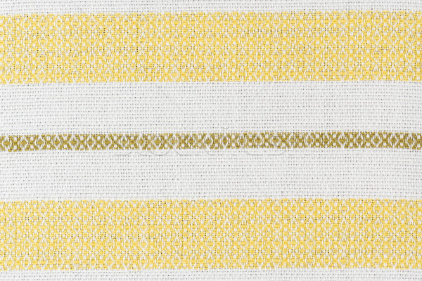 white green stripy textile Stock photo © homydesign