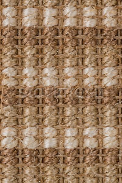 Сток-фото: коричневый · ковер · подробность · текстуры · свет