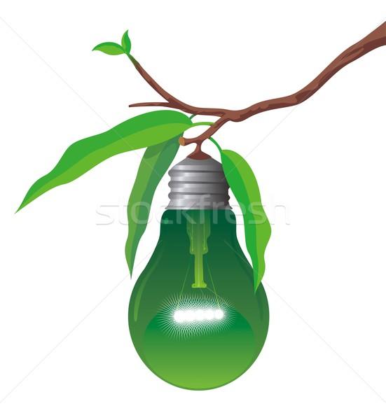 Green Energy Stock photo © HouseBrasil