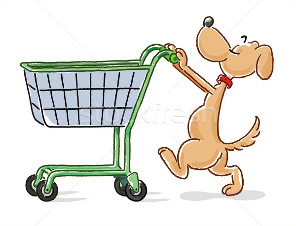 Pet Shopping  Stock photo © HouseBrasil