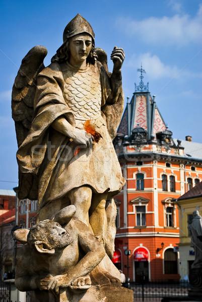 Archangel Gabriel Stock photo © hraska
