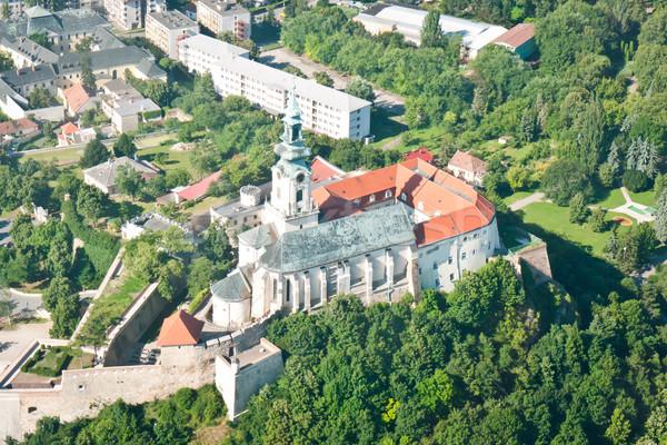Castle in Nitra Stock photo © hraska