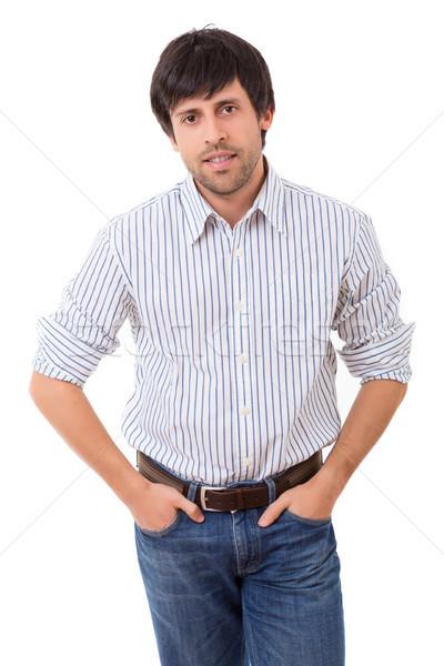 Man posing Stock photo © hsfelix