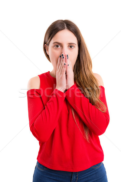 Oh I can't believe this! Stock photo © hsfelix