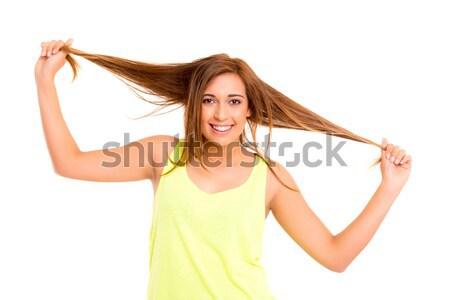 Teenager Stock photo © hsfelix