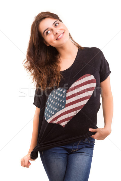 Young woman Stock photo © hsfelix