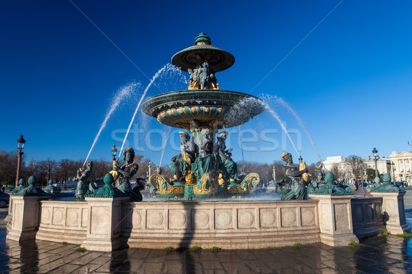 Square of Concorde Stock photo © hsfelix