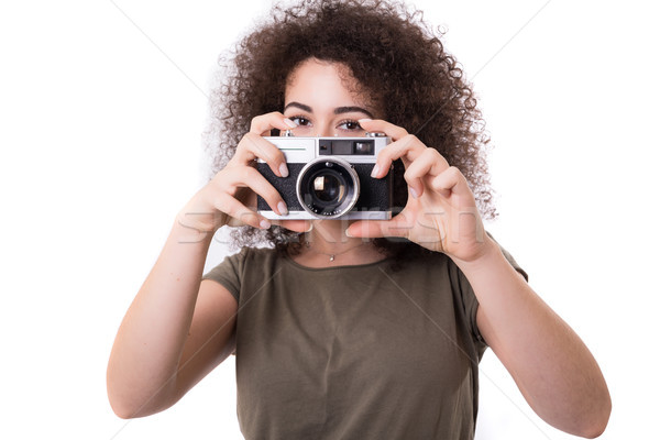 Waiting for that shot! Stock photo © hsfelix