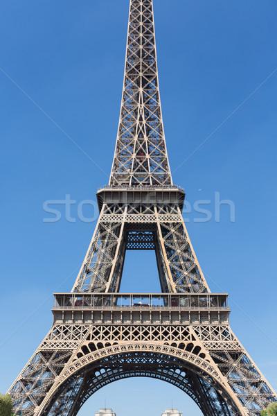 Paris o melhor cidade europa principal atração Foto stock © hsfelix