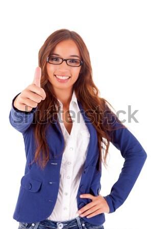 Businesswoman Stock photo © hsfelix