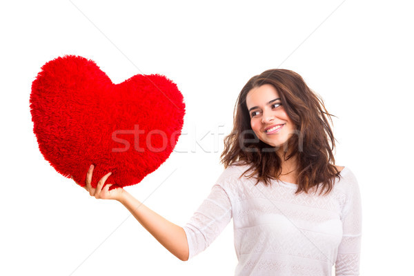 Valentines day concept Stock photo © hsfelix