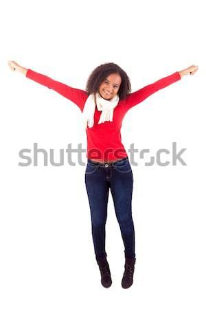 African woman Stock photo © hsfelix