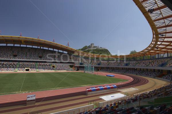 A Football Stadium Stock photo © hsfelix