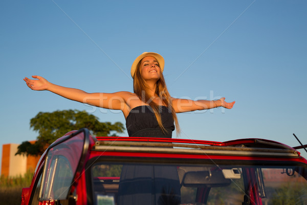 Vacations finally! Stock photo © hsfelix