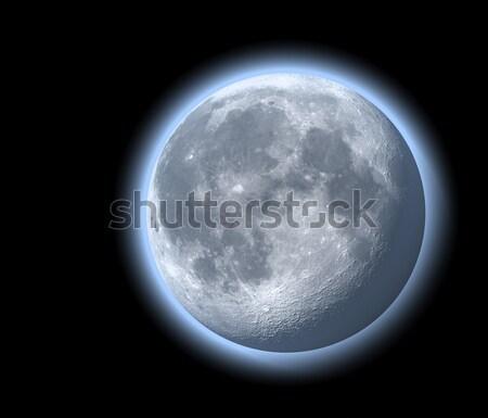 Moon Stock photo © hsfelix