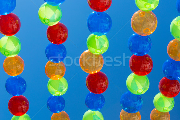 Colorful balls Stock photo © hsfelix