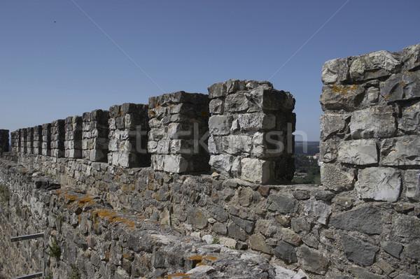 A Castle Stock photo © hsfelix