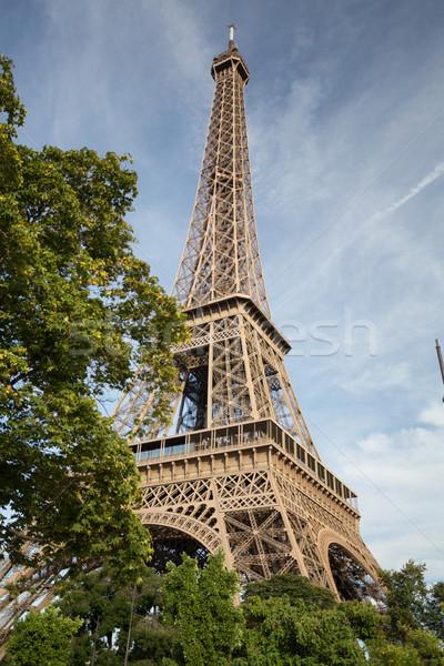 Paris meilleur ville Europe principale attraction Photo stock © hsfelix