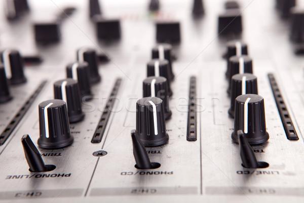 Music equipment Stock photo © hsfelix