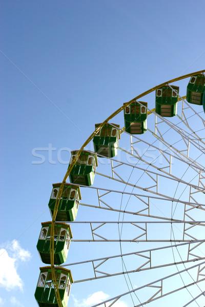 Giant Wheel detail Stock photo © hsfelix