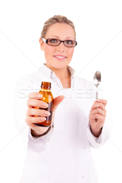 Syrup Stock photo © hsfelix