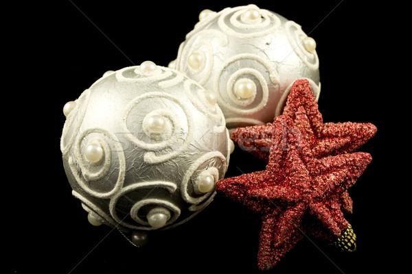 Christmas still life Stock photo © hsfelix